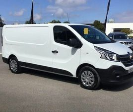 2021 RENAULT TRAFIC 2.0DCI LL30 ENERGY 145 BUSINESS+ PANEL - £21,999