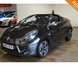 2010 RENAULT WIND ROADSTER 1.2 COLLECTION EURO 5 - £3,490