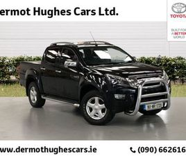 ISUZU D-MAX 2.5 TD 4DR FOR SALE IN ROSCOMMON FOR €22,950 ON DONEDEAL