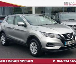 NISSAN QASHQAI VISIA 1.5 DCI - CALL IN OR BUY FR FOR SALE IN WESTMEATH FOR €20,940 ON DONE