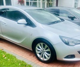 2012 OPEL ASTRA FOR SALE IN MEATH FOR €5,400 ON DONEDEAL