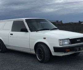 TOYOTA COROLLA KE70 VAN FOR SALE IN CLARE FOR €10,000 ON DONEDEAL