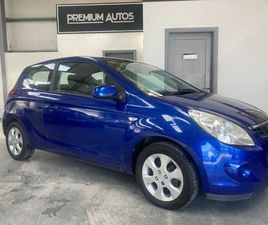 HYUNDAI I20, 2010 1.2 COMFORT FOR SALE IN WATERFORD FOR €5,450 ON DONEDEAL