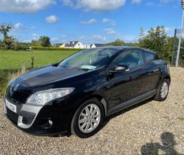RENAULT MEGANE COUPE 1.5 TDI NEW NCT FOR SALE IN DONEGAL FOR €3,450 ON DONEDEAL