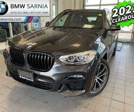 2021 BMW X3 XDRIVE30I - $413 B/W | CARS & TRUCKS | SARNIA | KIJIJI