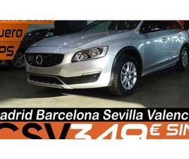 VOLVO V60 CROSS COUNTRY D3 MOMENTUM 4X4, SUV O PICKUP DE SEGUNDA MANO EN MADRID   AUTOCASI