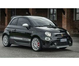 ABARTH 695 ESSEESSE 1.4 T-JET (180PS) *ONE OF 695*