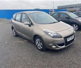 USED 2011 RENAULT SCENIC 1.5 EXPRESSION DCI 5D 110 BHP MPV 90,000 MILES IN BEIGE FOR SALE