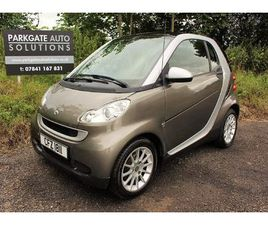 SMART FORTWO 0.8 CDI PASSION 2DR