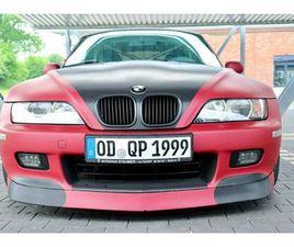 BMW Z3 COUPE 2.8 1999 TRACKTOOL, VOLLUMBAU , LEISTUNGSTUNING.