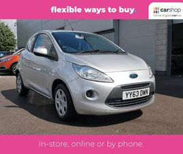 FORD KA 1.2 EDGE 3DR [START STOP] CLIMATE CONTROL
