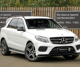 MERCEDES-BENZ GLE 250D 4MATIC AMG NIGHT EDITION 5DR 9G-TRONIC 2.2