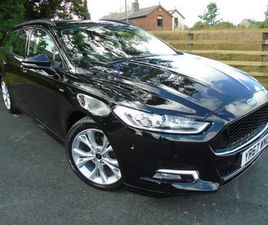 FORD MONDEO 2.0 TDCI ST-LINE POWERSHIFT (S/S) 5DR