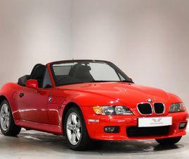 1999 BMW Z3 2.0 ROADSTER - £8,000