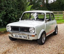 ** NOW SOLD ** OUTSTANDING AUSTIN MINI 1275 GT SPECIAL TUNING.