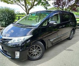 TOYOTA ESTIMA 8 SEATER HYBRID AUTOMATIC FOR SALE IN MEATH FOR €19,950 ON DONEDEAL