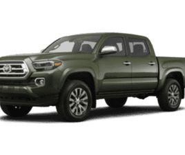 LIMITED DOUBLE CAB 6' BED V6 4WD AUTOMATIC