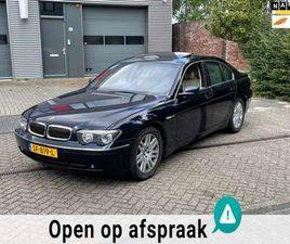 BMW 760 760I YOUNGTIMER