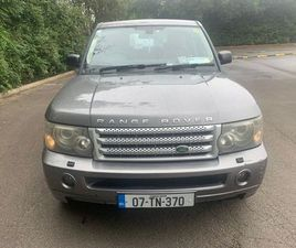 2007 RANGE ROVER SPORTS SE FOR SALE IN WEXFORD FOR €5,450 ON DONEDEAL