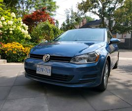 2016 VOLKSWAGEN GOLF (VERY LOW MILEAGE, ONE OWNER, NO ACCIDENTS)   CARS & TRUCKS   CITY OF