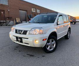 2005 NISSAN X-TRAIL AWD SUV | CARS & TRUCKS | CITY OF TORONTO | KIJIJI