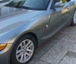 BMW Z4 2.2 I ROADSTER 2004 GRIJS