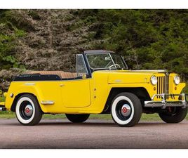 FOR SALE: 1948 WILLYS JEEPSTER IN SIOUX FALLS, SOUTH DAKOTA
