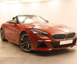 USED 2020 BMW Z4 SDRIVE M40I 2DR AUTO CONVERTIBLE 4,537 MILES IN RED FOR SALE   CARSITE