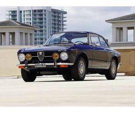 1971 ALFA ROMEO GTV FOR SALE