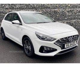 USED 2021 HYUNDAI I30 1.6 CRDI SE CONNECT 5DR HATCHBACK 10 MILES IN WHITE FOR SALE | CARSI