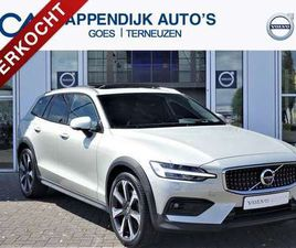 VOLVO V60 CROSS COUNTRY D4 190PK AWD AUT8 INTRO EDITION| LUXURY PLUS | FUL