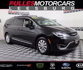 USED 2018 CHRYSLER PACIFICA TOURING-L PLUS