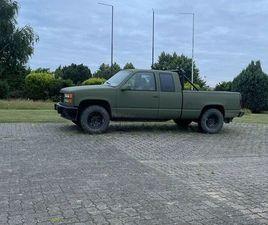 GMC SIERRA 6,5 L 4X4 HUMMER H1 MOTOR DIESEL