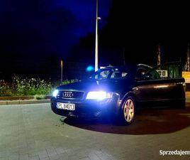 AUDI A4 B6 1.8T BEX 6 BIEGÓW 193 KM POLICE - SPRZEDAJEMY.PL