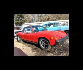 FOR SALE: 1974 PORSCHE 914 IN GRAY COURT, SOUTH CAROLINA