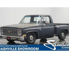 FOR SALE: 1984 CHEVROLET C10 IN LAVERGNE, TENNESSEE