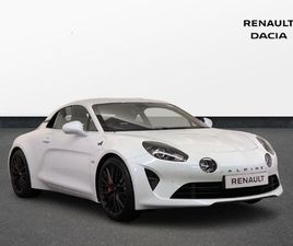 ALPINE A110 1.8 TURBO S DCT 2DR