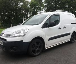 2015 1.6 DIESEL 3 SEATER BERLINGO VAN FOR SALE IN TYRONE FOR £6,750 ON DONEDEAL