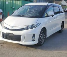 2014 TOYOTA ESTIMA AERAS PREMIUM MPV PETROL AUTOMATIC