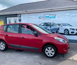 RENAULT SCENIC DIESEL NCT 10/22 FOR SALE IN LIMERICK FOR €1,950 ON DONEDEAL
