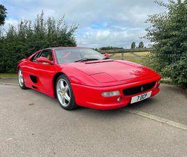1997 FERRARI 355 GTS F1