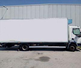 DAF LF45 220 EURO5 CHLODNIA UDT WROCLAW PSIE POLE • OLX.PL
