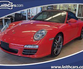 USED 2012 PORSCHE 911 CARRERA 4S