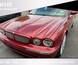 USED 2004 JAGUAR XJR