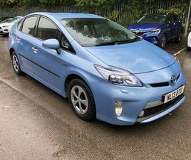 TOYOTA PRIUS 1.8 VVT-H PLUG-IN HYBRID CVT 5DR**FULL TOYOTA HISTORY**HEATED SEATS**EXCELLEN