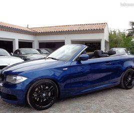 BMW 135I CABRIOLET 306CV N55 DKG