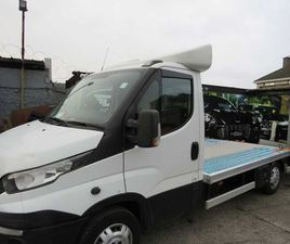16 IVECO RECOVERY TRUCK AUTOMATIC DOED FOR SALE IN DUBLIN FOR €19,999 ON DONEDEAL