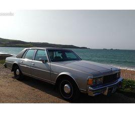 CHEVROLET CAPRICE 1979 V8 5,7 LITRES