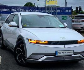 IONIQ5 - FULL EV - AVAILABLE TO ORDER - VIDEO TOUR FOR SALE IN KILDARE FOR €40,000 ON DONE