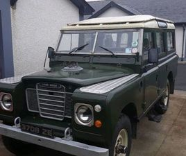 LAND ROVER SERIES 3 FOR SALE IN DONEGAL FOR €18,000 ON DONEDEAL